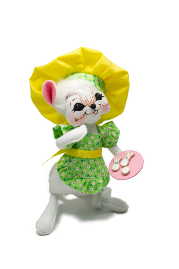 """6"""" Easter Chef Mouse"""