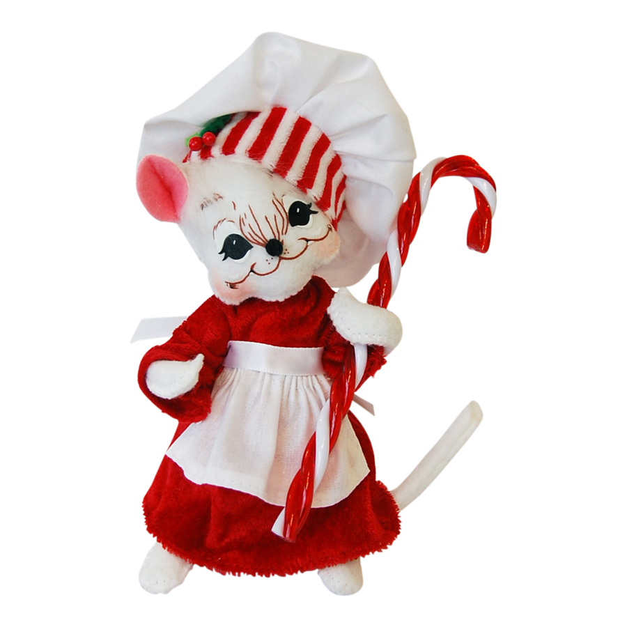 6in Candy Chef Mouse