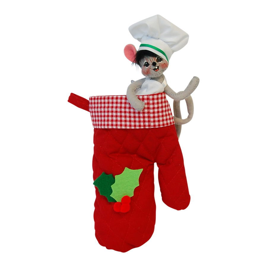 Oven Mitt Chef