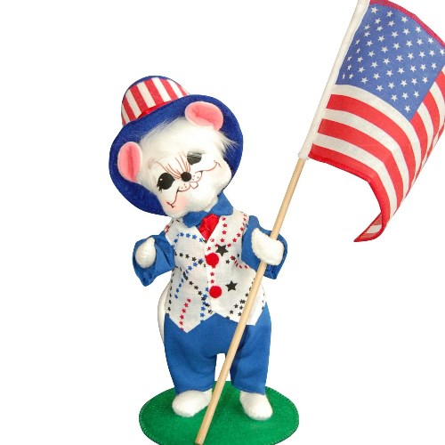 "6"" Yankee Doodle Boy Mouse"