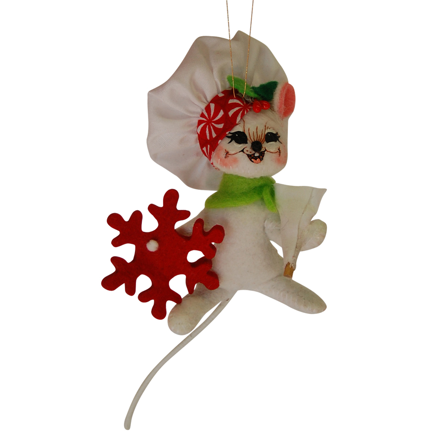3in Peppermint Chef Mouse
