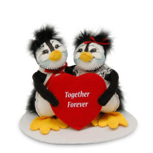 5-inch Together Forever Penguins