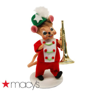 Macy's Trumpet Player Mouse