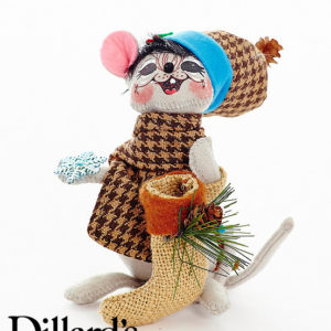 Dillards Woodland Mouse