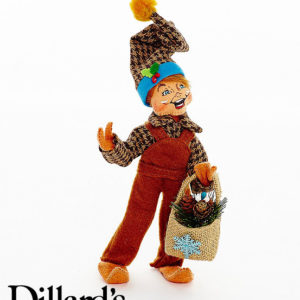 Dillards Woodland Elf