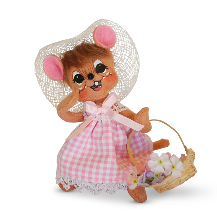 6-inch Garden Party Mouse
