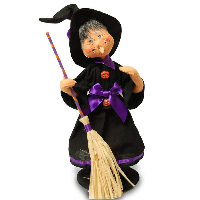 14 inch Fiona the Friendly Witch