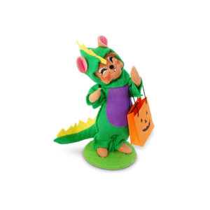 6 inch trick or treat dragon