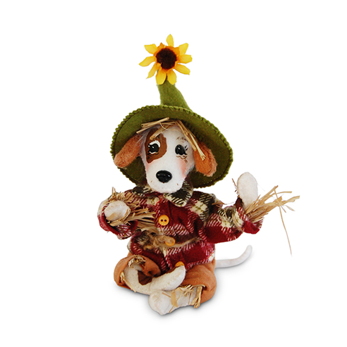 5 inch scarecrow pup