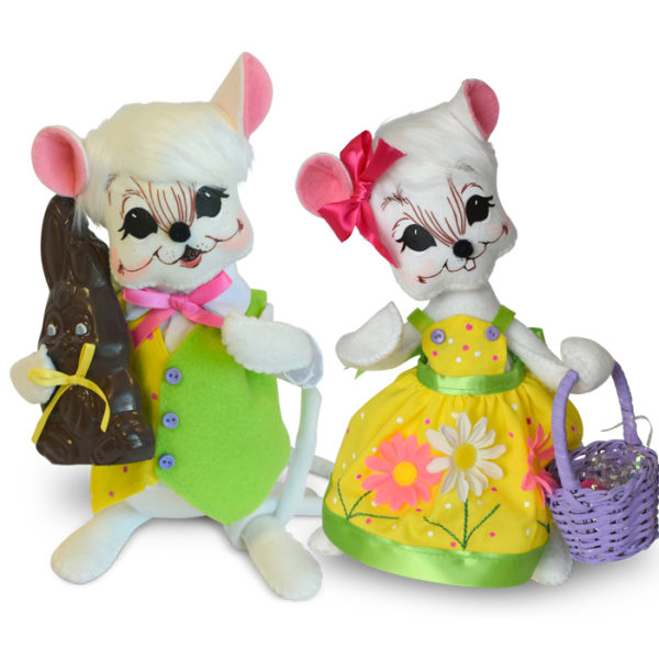 Easter Mouse Set