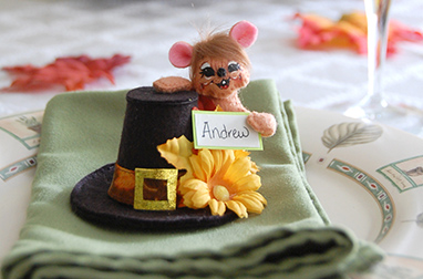 5 Table Decorating Tips for Thanksgiving