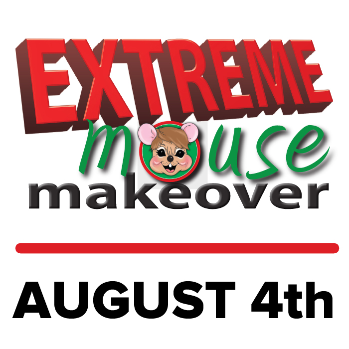2018 Extreme Mouse Makeover