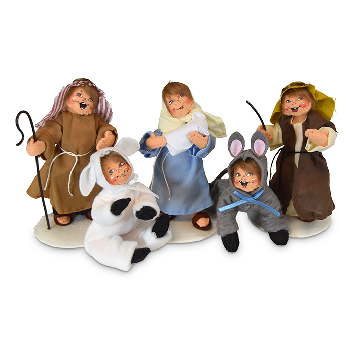 2018 christmas pageant 5 piece set