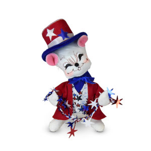 260219 6in 4th of July Boy Mouse