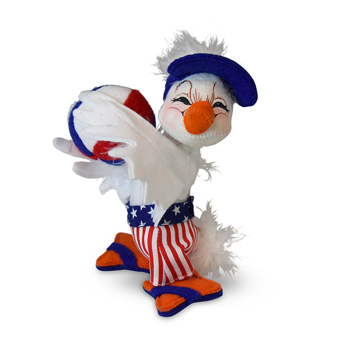 260519 6in Stars and Stripes Boy Duck