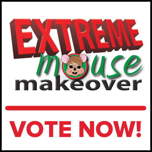 Extreme Mouse Makeover Voting