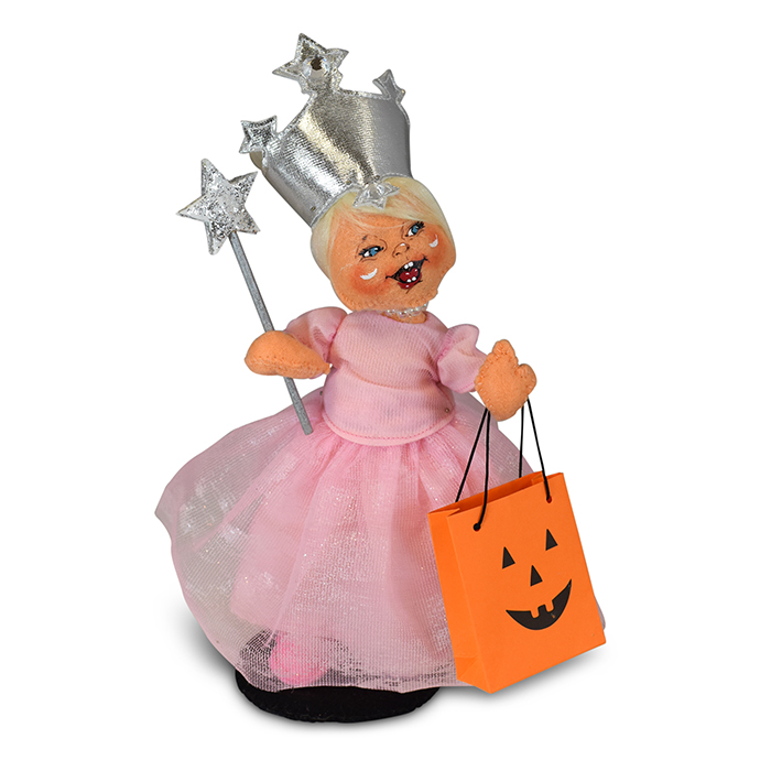 6 inch trick or treat good witch