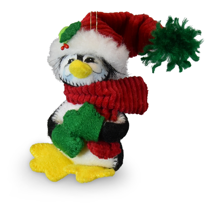3 inch Snow Fun Penguin Ornament