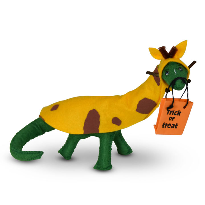 6 inch Trick or Treat Dinosaur Exclusive Design
