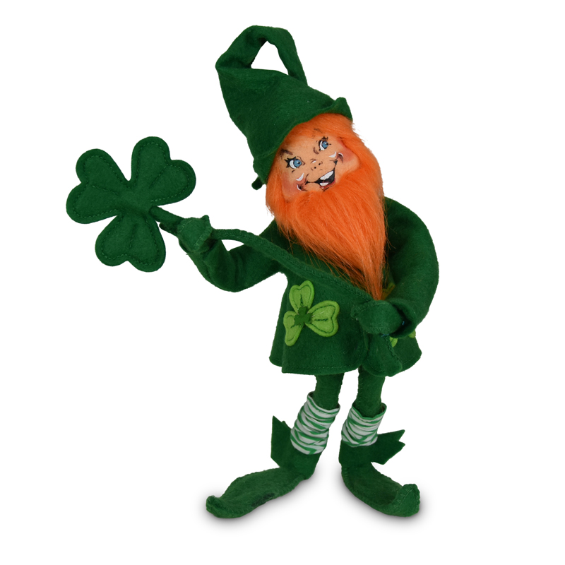 7 inch Emerald the Leprechaun - Exclusive Design