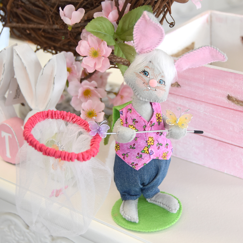 851120 7in Chasing Butterflies Bunny-WEB