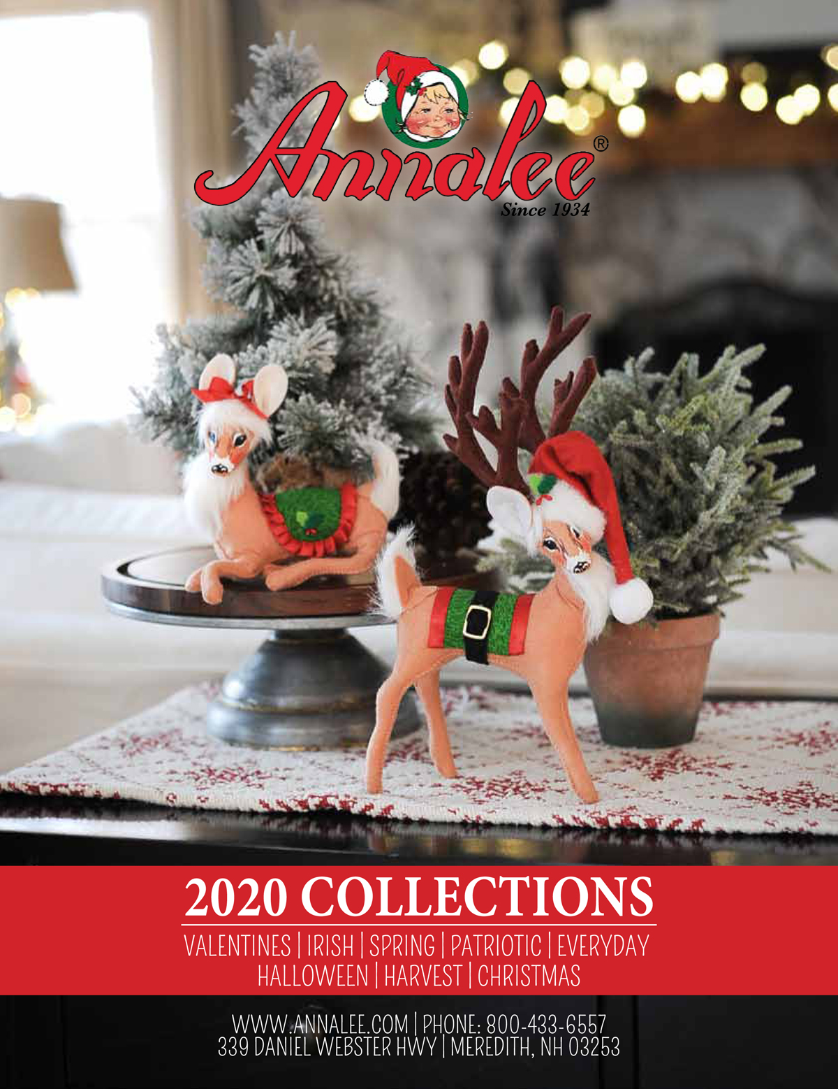 2020 Retail FULL YEAR e-catalog COVER