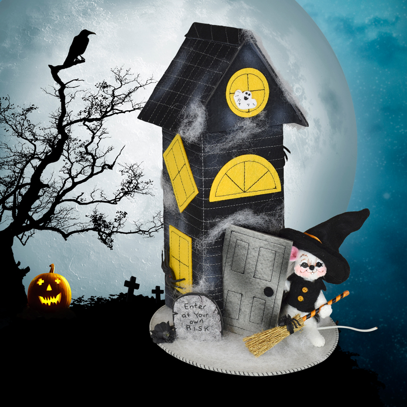 860620 Haunted Mouse House Exclusive Design