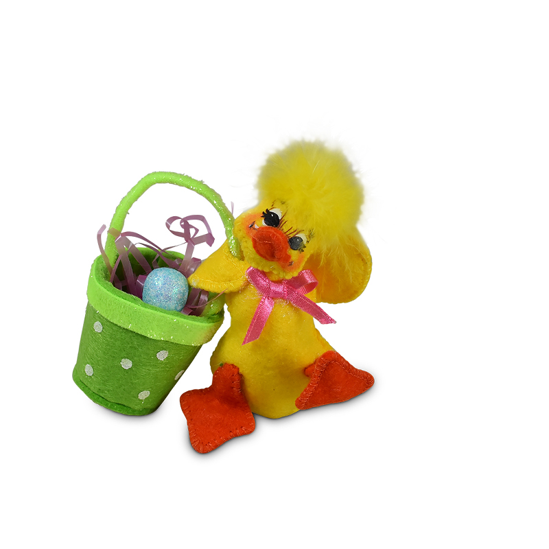 210121 3in Easter Basket Ducky