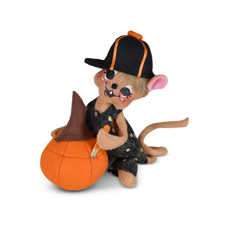 310621 6in Pumpkin Carving Mouse