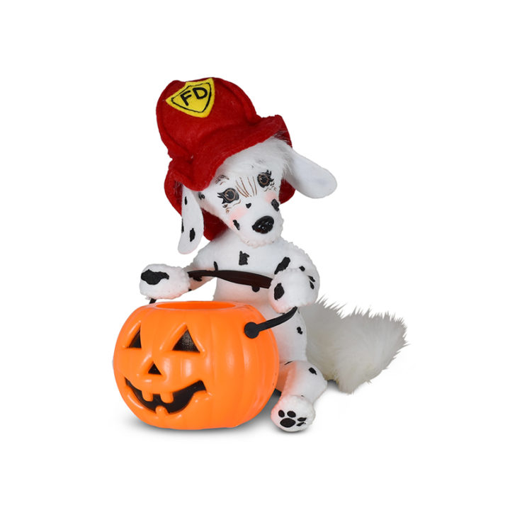 310721 6in Trick or Treat Dalmation