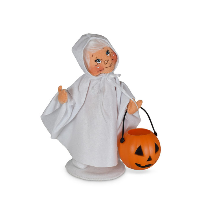311121 7in Trick or Treat Ghost Kid