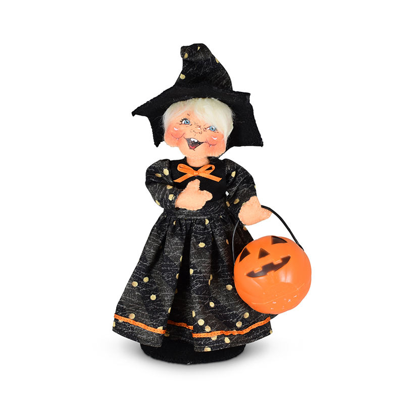 311321 7in Trick or Treat Witch Kid