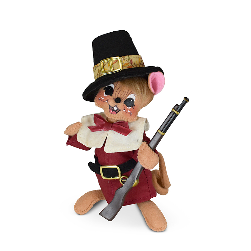 361121 6in Pilgrim Hunting Mouse