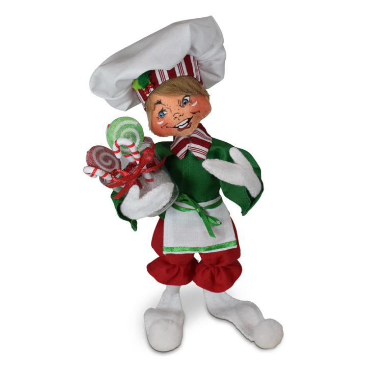 511121 9in Christmas Candy Elf
