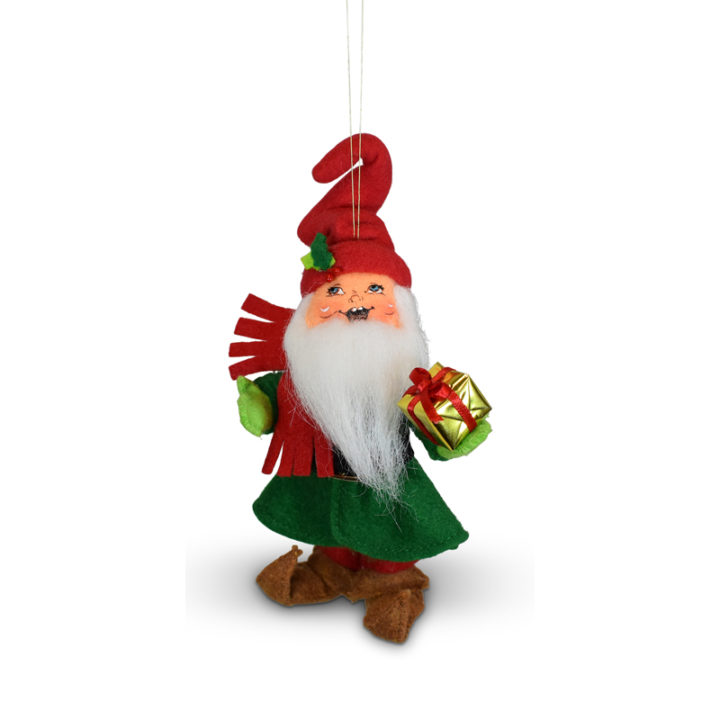 710621 5in Gnome for the Holidays