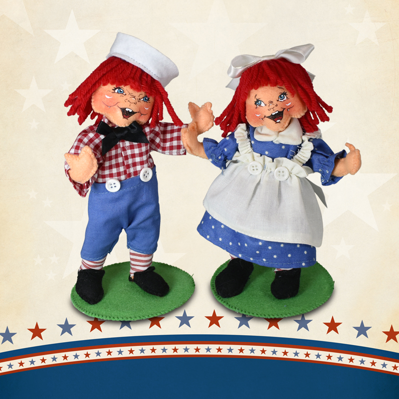 Exclusive Designs-Raggedy Ann & Andy-WEB