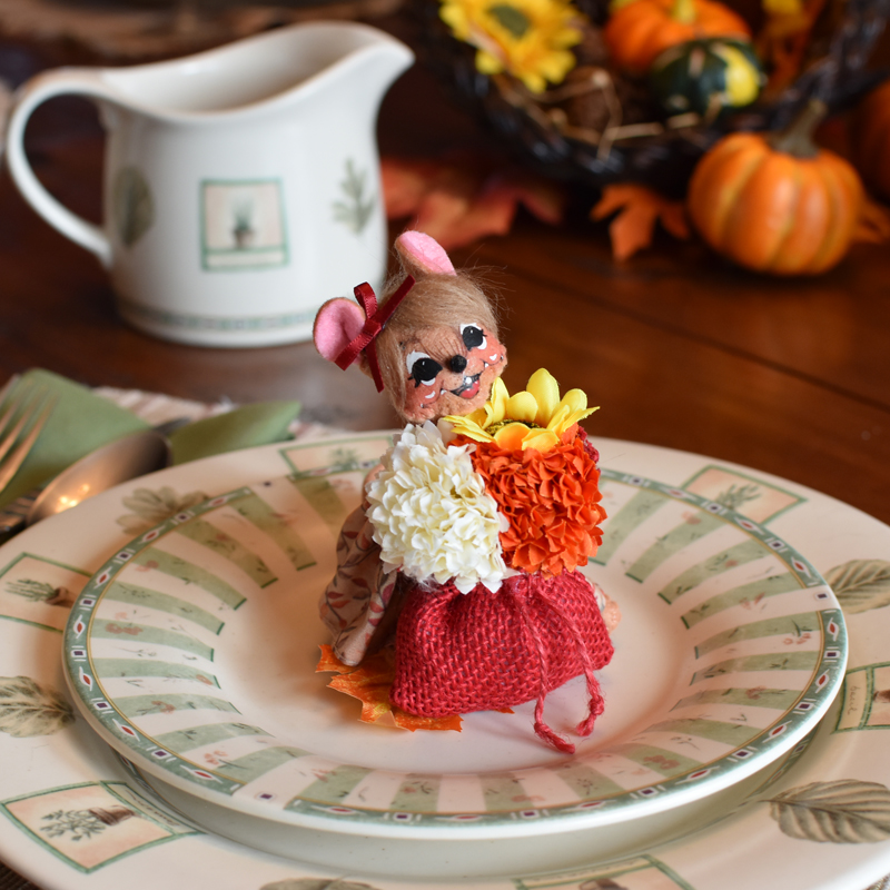 2021 5in Autumn Flowers Mouse-WEB