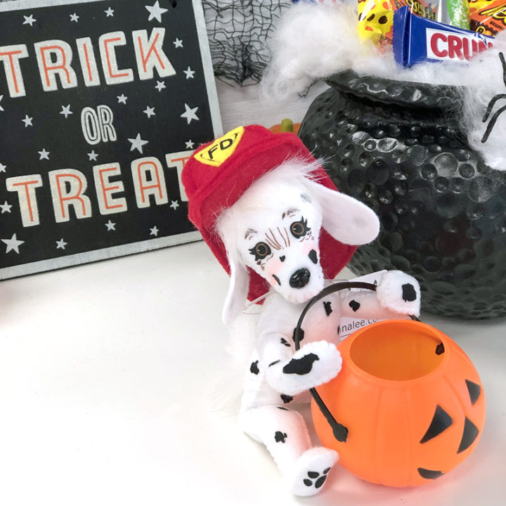 310721 6in Trick or Treat Dalmation-WEB